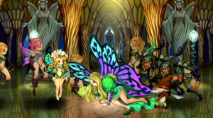 New Odin Sphere: Leifthrasir Trailers Introduce Mercedes and Cornelius
