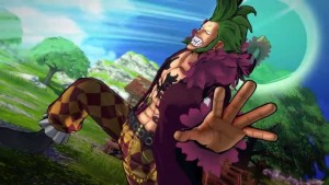 New One Piece: Burning Blood Trailer Shows Three-on-Three Battles