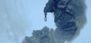 Prey for the Gods is a Gorgeous and Snowy Take on Shadow of the Colossus