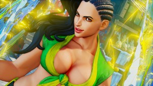 Official Details and Screenshots for Street Fighter V's Laura