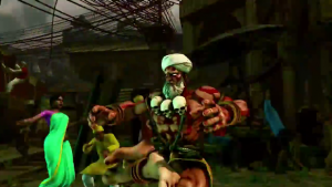 Dhalsim is Confirmed for Street Fighter V, Six Characters Confirmed for DLC