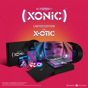 Superbeat: Xonic Gets a Limited Edition Complete with Vinyl Records