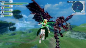 New Sword Art Online: Lost Song Trailer Highlights Multiplayer Component
