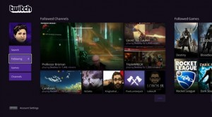 Native Twitch App Now Available for PlayStation 4
