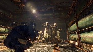 """New Gameplay for Umbrella Corps Showcases """"One Life"""" Mode"""