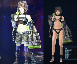 Report: Nintendo Censors Outfits in Xenoblade Chronicles X