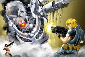 New Contra Game Being Developed for Chinese Mobile Market