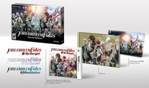 Fire Emblem Fates Release Date and Special Edition Revealed