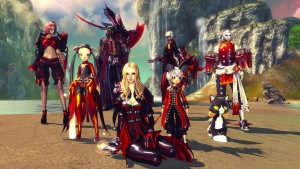 Blade & Soul Launching in the West on January 19, 2016