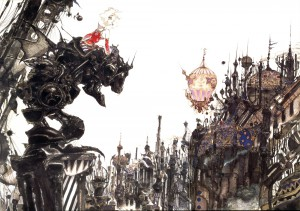 PEGI Listing Spotted for Final Fantasy VI on PC