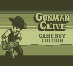 Indie Platformer Gunman Clive Gets A Gameboy Port