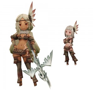 Rumor: Bravely Second Native American Costume Censored in Western Release