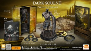 Dark Souls III European Collector's and Prestige Editions Leaked by Retailer