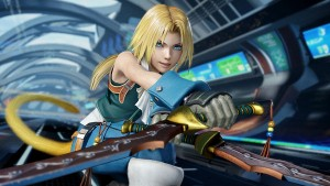 Zidane Enters the Fray in a New Dissidia Final Fantasy Arcade Trailer
