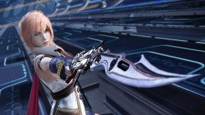 See Lighting's Moves in Dissidia Final Fantasy Arcade