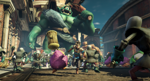Dragon Quest Heroes Launches for PC on December 3