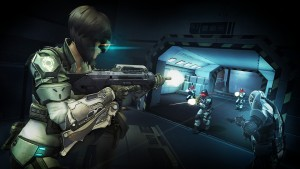 New Ghost in the Shell Tactical Shooter Now on Steam Early Access