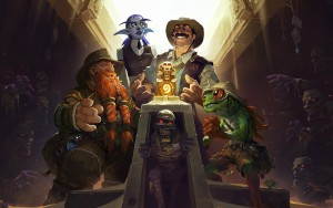 The League of Explorers Announced for Hearthstone, Coming This Week