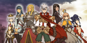 Langrisser Re:Incarnation Tensei Coming West in Spring 2016