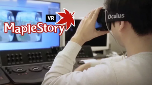 Nexon Reveals a VR-Based MapleStory