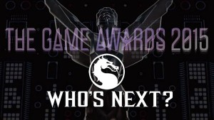 Mortal Kombat X Character Reveal Set for The Game Awards 2015