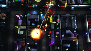 Neon Chrome Arrives On Steam Greenlight