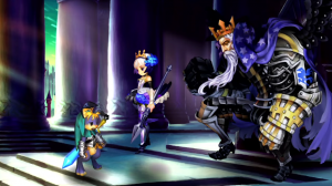 Check Out Cornelius' Moves in Odin Sphere: Leifthrasir