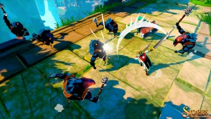 New Stories: The Path of Destinies Trailer Introduces Weapons and Loot