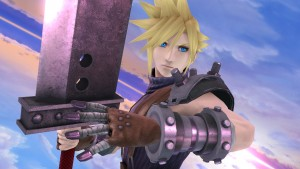 Cloud Strife is Coming to Super Smash Bros.