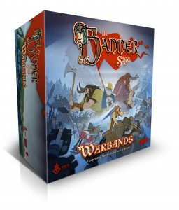 The Banner Saga is Getting an Official Boardgame