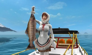 World of Fishing MMO Enters Open Beta