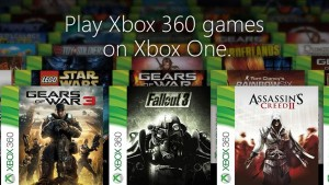 First 104 Xbox One Backwards Compatible Games Announced
