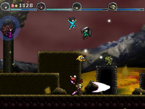 4 Player Co-op Metroidvania, Endica VII, Launches Next Week