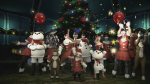 Final Fantasy XIV Gets Festive With New Holiday Trailer