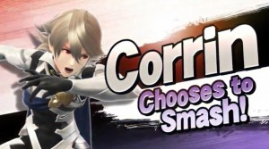 Fire Emblem Fate's Corrin To Join Super Smash Bros.