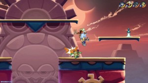 2D Platform Fighter Brawlhalla Coming to PlayStation 4 in 2016