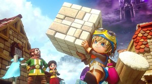Dragon Quest Builders Comes West on PS4, PS Vita in October 2016