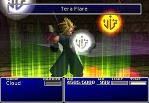 Original Final Fantasy VII Available Today for PS4