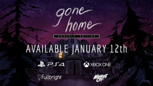 Gone Home Coming to PlayStation 4 and Xbox One on January 12, 2016