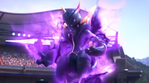 Pokken Tournament Advert Showcases Various Pokemon Moves