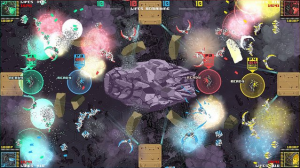 Throwback Mecha Action Game Stardust Vanguards Launches for PS4 on January 19, 2016