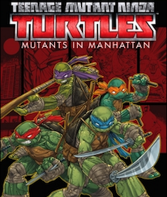 Games' Teenage Mutant Ninja Turtles: Mutants in Manhattan is Leaked