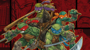 Artwork from Platinum Games' Teenage Mutant Ninja Turtles: Mutants in Manhattan is Leaked