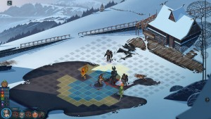 The Banner Saga Launching for PS4, Xbox One on January 12, 2016