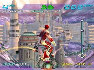 Sega Dreamcast Hoverboard Classic TrickStyle Now Available on GOG