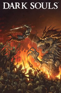 Dark Souls is Getting a Comic Book Series