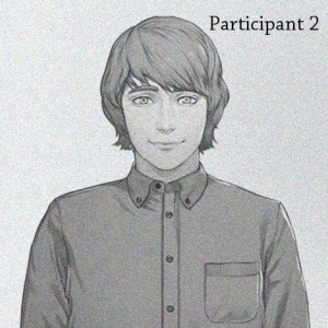 Participant 2 Is Revealed for Zero Time Dilemma