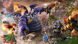 Dragon Quest Heroes II is Dated for May 2016
