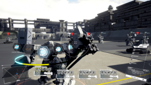 Introducing New Mech Strategy Game, Dual Gear