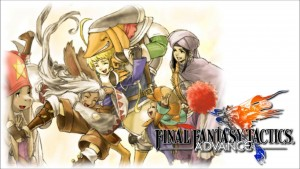 Final Fantasy Tactics Advance Makes its Way to Europe's Wii U Virtual Console